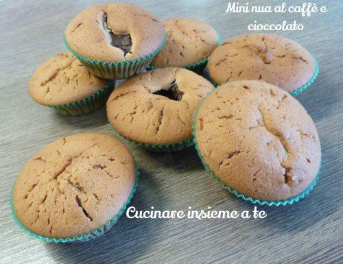 TORTINE NUA CAFFE' E CACAO