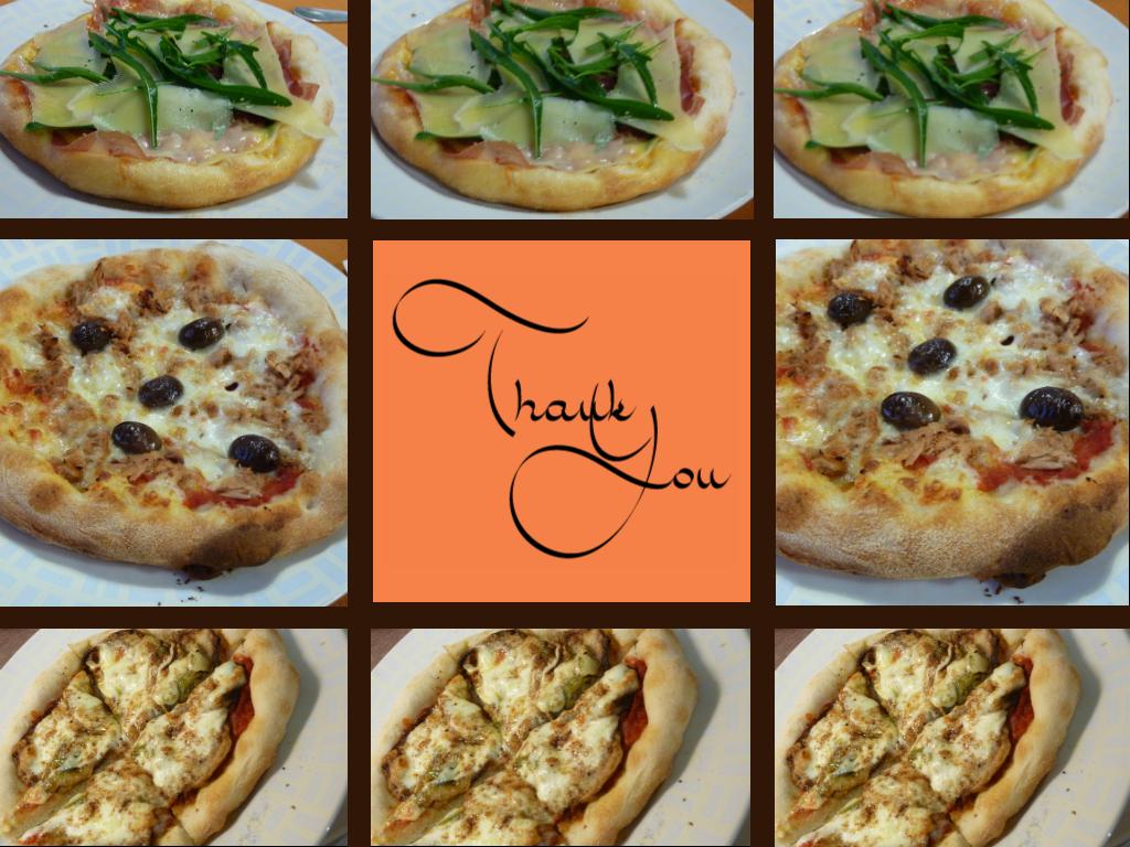Pizza con pietra refrattaria in forno casalingo la - Forno con pietra refrattaria ...