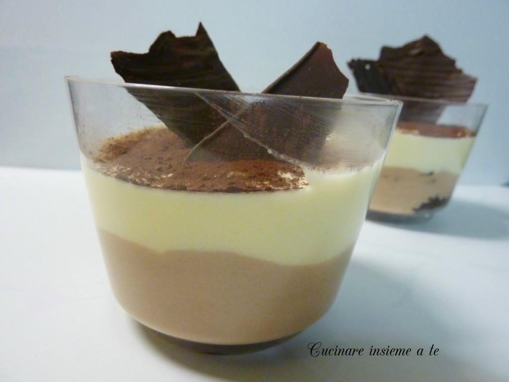 SEMIFREDDO AL CIOCCOLATO RICETTA FINGER-FOOD