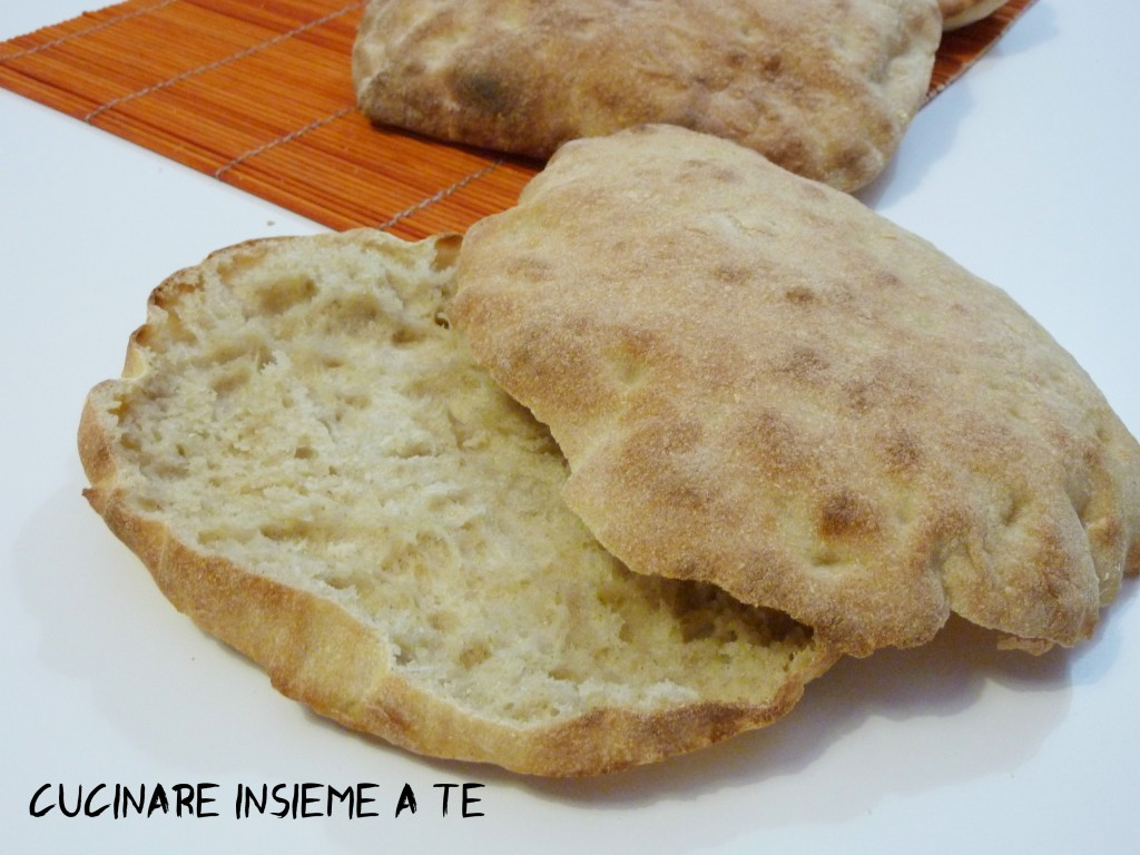 PANE PIZZA SICILIANO