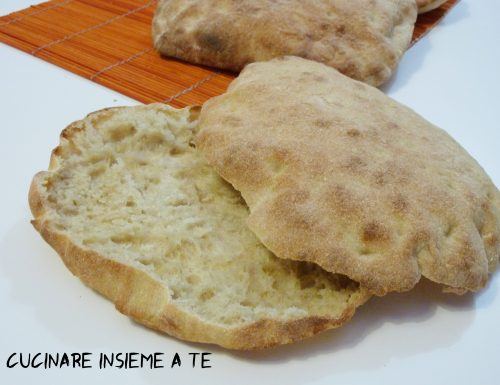 PANE PIZZA SICILIANO (U CABBUCIO)