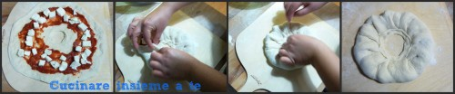 pizza con mozzarella di bufala2
