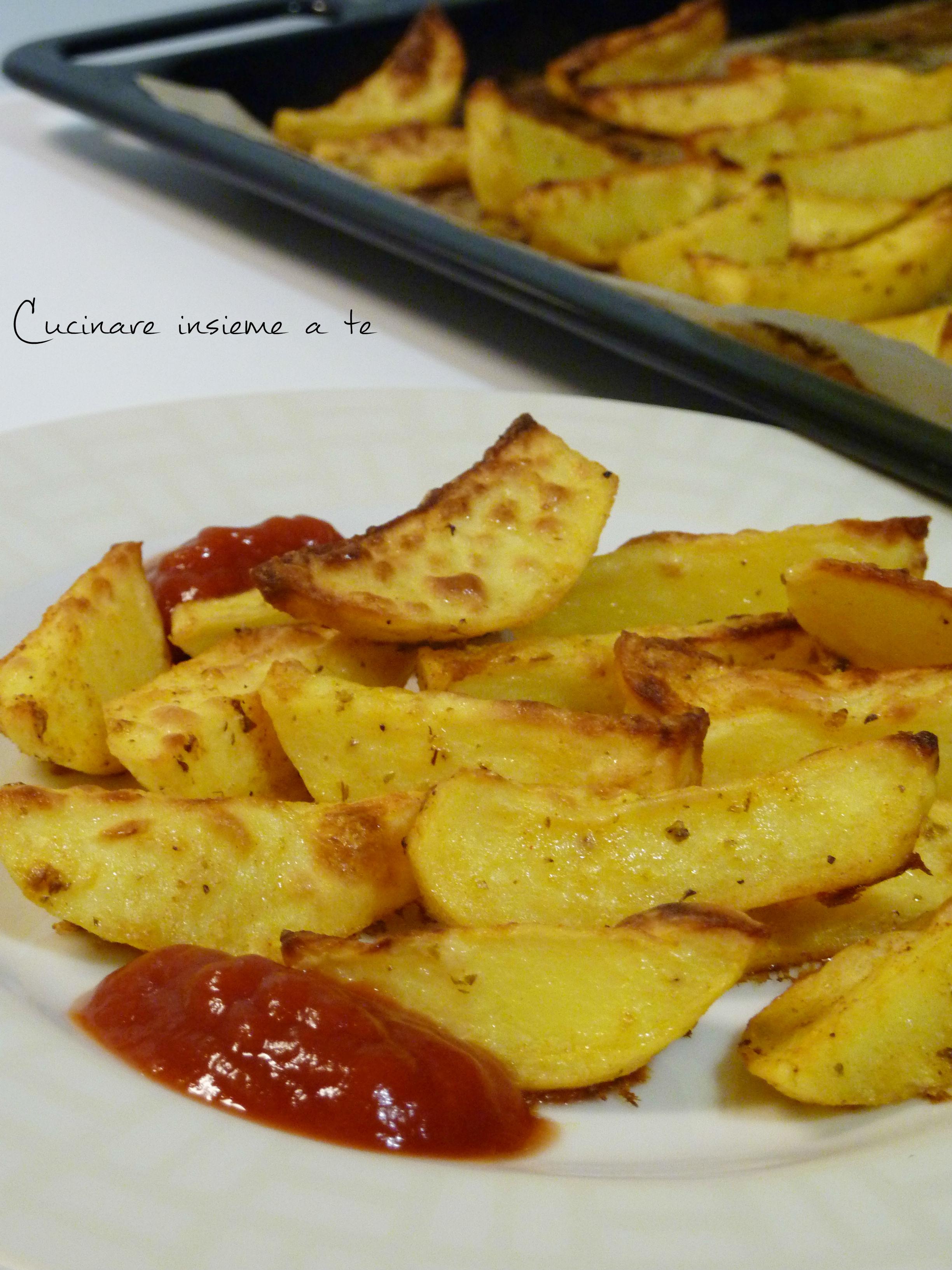 patate con paprika piccante al parmigiano
