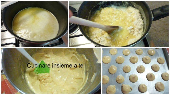 BIGNE' RICETTA FACILE E VELOCE passo passo 2