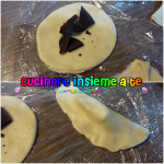 panzerotti dolci fritti passo-passo